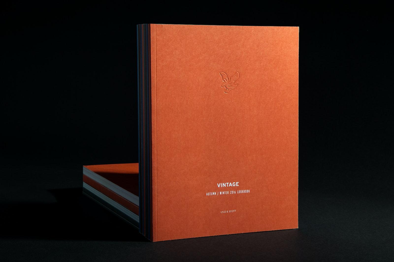 MASTER CS LYLE SCOTT AW16 - Lookbook Cover 01