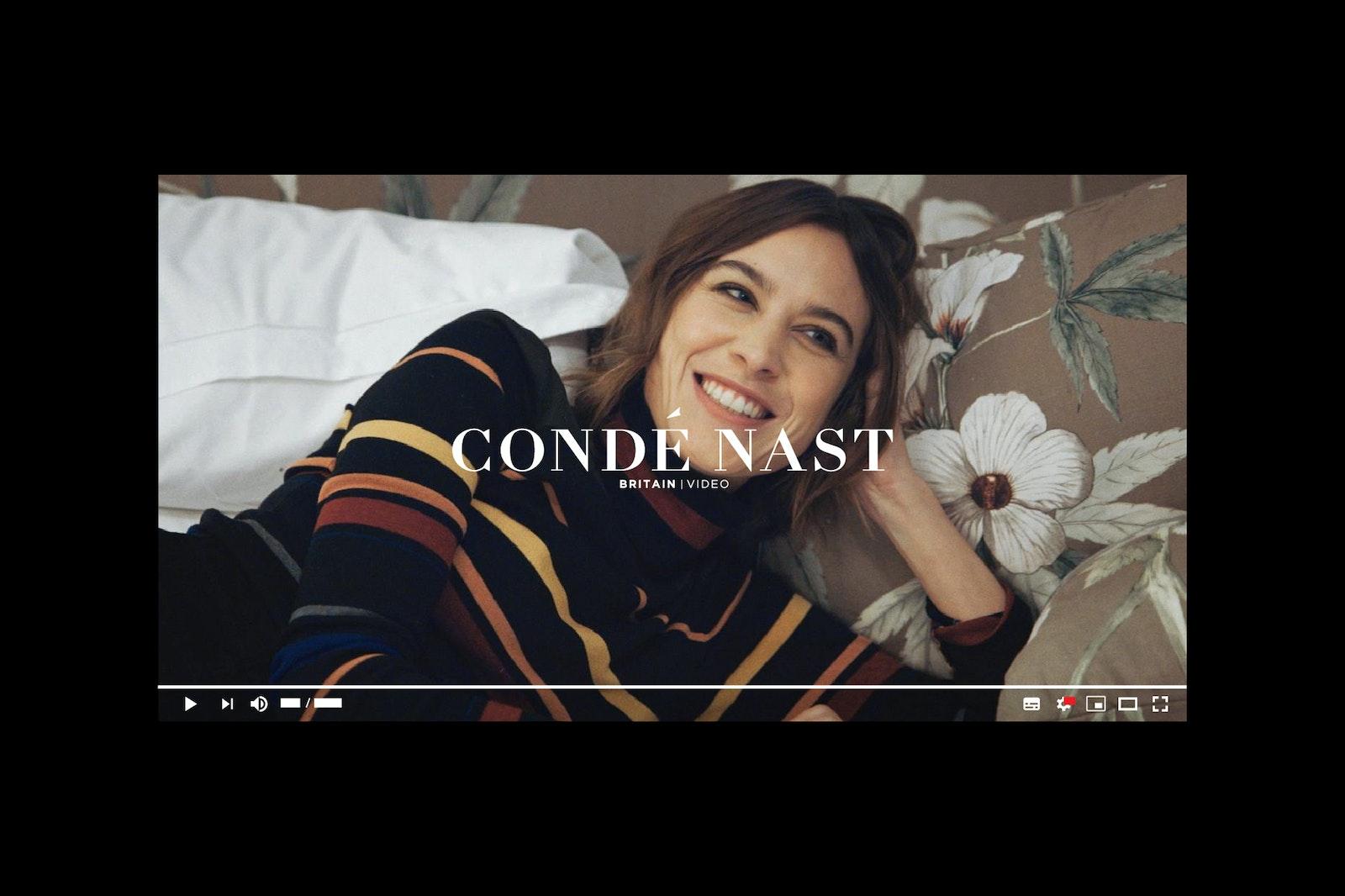 Condé Nast Video Identity