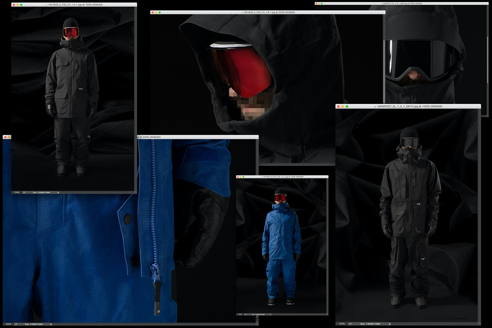 Master Fw Capsule Collage
